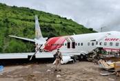 Người cứu hộ sốc trước 'máu và chết chóc' khi máy bay Ấn Độ gãy đôi