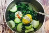 Trứng lộn nấu với loại quả này thành món ngọt, ngon, bổ dưỡng, chồng con ăn sạch nồi