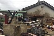 Hình ảnh về bão số 5 đang hoành hành ở miền Trung