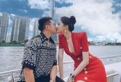 Hương Giang, Matt Liu hôn nhau trên du thuyền