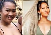 Cô gái giảm 23 kg nhờ tự tập luyện tại nhà