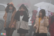 Sa Pa 10 độ C, rét kỷ lục dịp mùa thu