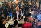 Đồng Nai: Người phụ nữ bị trôi xuống cống mất tích vì mưa ngập