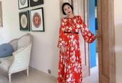 Ốc Thanh Vân ở nhà chăm con mặc bình dân, đổi style theo hội nữ tổng tài liền lên đời