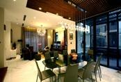 Cải tạo căn nhà 240m² thành không gian hiện đại, tiện nghi và phóng khoáng ở Hà Nội