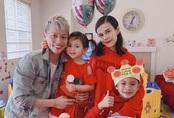 """Từng là """"nữ chính"""" trong ồn ào có con với Ngô Kiến Huy, giờ đây em gái Thanh Thảo đã lấy chồng, xinh đẹp hơn sau 2 lần sinh nở"""
