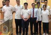 Học sinh lớp 10 giành Huy chương Vàng IMO học toán rất 'hồn nhiên'