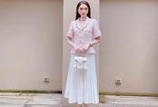Chớm thu sao Việt diện vải tweed: Mỹ nhân đẹp chất lừ, nam nhân điệu 'chảy nước'