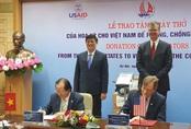 Hoa Kỳ trao tặng Việt Nam 100 máy thở hỗ trợ phòng chống COVID-19