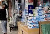 Tiểu thương ôm nợ trăm triệu vì trữ khẩu trang mùa dịch