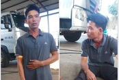 Nam tài xế xe container thất thần khi đánh rơi 210 triệu đồng ngày giáp Tết