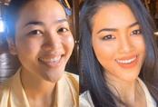 """Lại xuất hiện thêm """"Hoa hậu tương lai"""" trong gia đình H'Hen Niê: Cô cháu gái học lớp 11 nhưng đã nổi trội hơn nàng Hậu ở điểm này"""