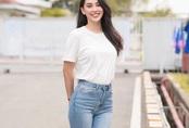 10 cách mix áo phông vừa đẹp vừa mát như sao Việt, toàn kiểu đơn giản mà nàng nào cũng có thể học theo