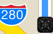 Cách kích hoạt tính năng la bàn trong Apple Maps