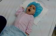 Diễn biến sức khỏe bé gái 16 tháng nhiễm trùng huyết vì bị côn trùng đốt