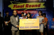 Nữ sinh được thưởng hơn 550 triệu nhờ ý tưởng chống xâm hại tình dục