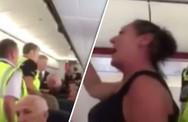 Máy bay phải hạ cánh khẩn vì hành khách say rượu quấy rối