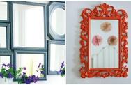 20 ý tưởng tái sử dụng khung hình cũ khiến căn nhà trở nên bắt mắt