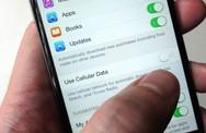 Mẹo giúp hạn chế sử dụng dữ liệu di động trên iPhone