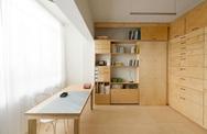 Chỉ vỏn vẹn 20m² nhưng căn hộ nhỏ vẫn tiện nghi và đầy đủ chức năng của vợ chồng mới cưới