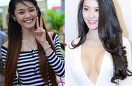 Linh Chi sexy từ phong cách đời thường đến thời trang thảm đỏ