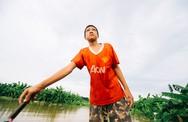 Cuộc sống ở ốc đảo Hà Nội những ngày nước lên