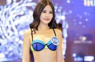 Mãn nhãn dàn thí sinh Hoa hậu Đại Dương khoe dáng nóng bỏng