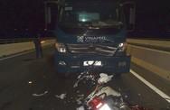 Chạy xe ngược chiều trên cầu Cao Lãnh, hai cô gái trẻ tử vong