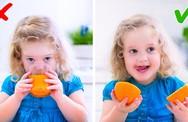 7 thực phẩm cha mẹ hay cho con ăn nhưng không nghĩ gây nguy hiểm cho trẻ
