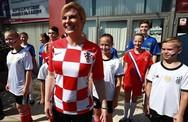 Chân dung nữ tổng thống 'cuồng' World Cup của Croatia
