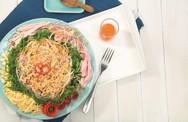 """""""Biến tấu"""" mì ăn liền theo công thức ngon-nhanh-đủ của chuyên gia dinh dưỡng"""