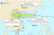 Bão Sơn Tinh tiến rất nhanh vào biển Đông, gió giật cấp 10