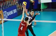 Bóng chuyền nam Việt Nam bất ngờ thắng Trung Quốc tại ASIAD 18