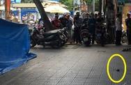 Vật nghi lựu đạn lăn lóc trên hè: Đôi nam nữ nhận là chủ nhân