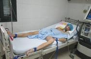 Người chồng được vợ đưa đi cấp cứu đóng viện phí 200 nghìn đồng đã chuyển về bệnh viện tỉnh