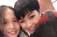 Giấu kín như bưng 11 năm, Phương Thanh khiến fan giật mình vì con gái lớn bổng, cao hơn mẹ