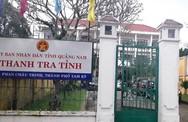 Diễn biến mới vụ Phó chánh Thanh tra Quảng Nam tử vong tại trụ sở