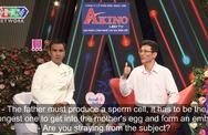 Màn giới thiệu tên tuổi hài hước nhất Bạn muốn hẹn hò: Khán giả hoang mang, Quyền Linh ngơ ngác, Hồng Vân hỏi 'Có lạc đề không em?'