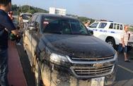 Nữ tài xế say rượu tấn công Cảnh sát giao thông