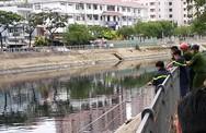 Thiệt mạng khi 'săn' cá vào ban đêm ở kênh Tàu Hủ