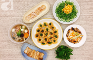 9x Hà Nội nấu thực đơn Eat Clean ngon đẹp xuất sắc chỉ ngắm đã mê