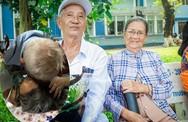 Cụ ông 82 tuổi hôn vợ hẹn kiếp sau trong khoảnh khắc sinh ly tử biệt