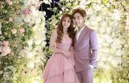 Đám cưới Thu Thủy và chồng trẻ kém 10 tuổi: Cô dâu chú rể cùng song ca 'hit' Mình cưới nhau đi và trao nhau nụ hôn say đắm trong lễ cưới