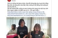 Vụ con bị lưu ban, á hậu doanh nhân Phú Quốc nói sẵn sàng xin lỗi nhà trường