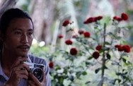 Chàng họa sĩ trồng hơn 1.000 gốc hồng trong vườn để lấy cảm hứng vẽ tranh