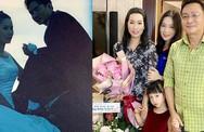 Kim Chi khoe ảnh cưới bên chồng đại gia sau 19 năm kết hôn