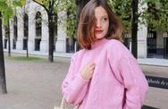 3 kiểu áo len phụ nữ Pháp hay diện nhất mùa lạnh, muốn thăng hạng style thì bạn phải update ngay