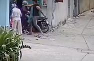 Con trai phê ma túy đánh cha mẹ già