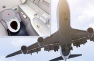 Vì sao không được đi vệ sinh lúc máy bay cất cánh và hạ cánh, lý do ai đọc cũng bất ngờ
