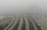 """Chất lượng không khí diễn biến xấu: Hà Nội """"đứng đầu"""""""